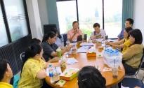ภาควิชาเวชศาสตร์ป้องกันและสังคมได้จัดประชุมจัดการเรียนการสอนนิสิตแพทย์ปี 4 วช 481