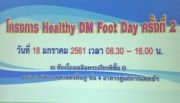 Healthy DM Foot Day 2