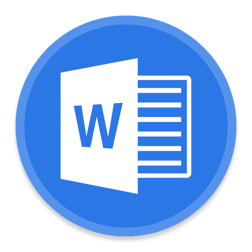 Word-2-icon